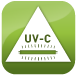 UV-C fluorescent lamp